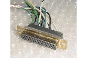 205207-1, Cessna, ARC IN-385A Indicator Connector Plug
