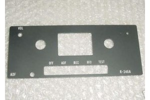 NEW!! 400 Series Cessna, ARC RT-346A ADF Faceplate