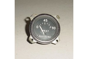 Ag Aircraft Spray Pressure Indicator