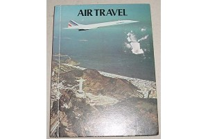 AIR TRAVEL, Aviation Book