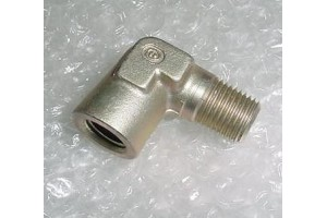 New Aircraft Tube, Hose Fitting Brass Elbow, AN914-2