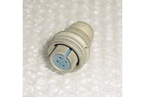 MS3106A-14S-2S, MS3106A14S-2S,Nos Amphenol Cannon Plug Connector