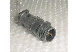 Aircraft Avionics Harness Connector Plug, 206705-2