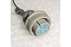 MS3106A14S-6S, Aircraft Amphenol Cannon Plug Connector