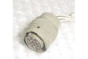 Aircraft Instrument Cannon Plug Connector, MS3126E12-10