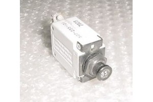 MS25244-35, 5925-00-686-3299, Wood Electric 35A Circuit Breaker