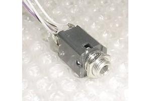 JJ033, JJ-033, Aircraft Headset Microphone Jack