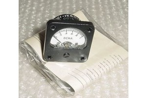 7-0921-149, 3200-239, Aircraft Miliamps Indicator w serv tag
