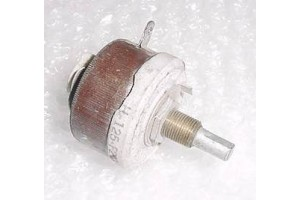 H-125-F2-351, H125-F2-351, Ohmite Aircraft Rheostat Switch
