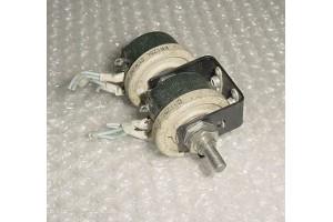 FRT25L 213600, Aircraft Instrument Panel Dual Rheostat Switch