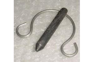 Aircraft Safety Lock Pin Assembly