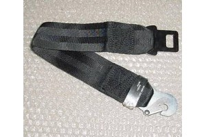NEW!! Black Aircraft Seat Belt, 502751, 501995-231-2251