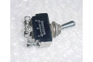 8906K2375, 35-380053-29, Beech Bonanza 3 position Toggle Switch