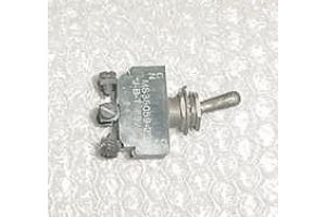 MS35059-23, 8824K14, Two Position Aircraft Toggle Switch