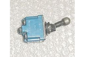 MS24659-23F, 1TL1-3F, Two Position Toggle Switch w/ Switch Guard