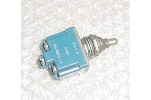 2TL1-3, MS24524-23, Two Position Aircraft Toggle Switch