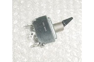 8652, 8652-, New/nos Three Position Aircraft Toggle Switch