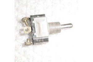 Aircraft Momentary Toggle Switch, Three Position