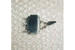 8652, 8652-, Nos Three Position Aircraft Toggle Switch