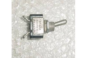 ST42A, 8803K10, Two Position Aircraft Toggle Switch