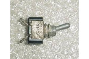 8803K10, 8906K559, Two Position Aircraft Toggle Switch