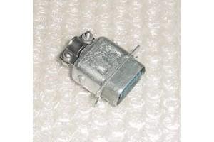 Aircraft Amphenol Avionics Connector Plug, 57-30140