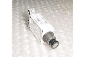 MS22073-3, 7274-11-3, 3A Slim Klixon Aircraft Circuit Breaker