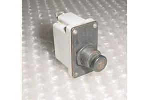 MS24510-7, D7271-8-7, 7A Klixon Aircraft Circuit Breaker