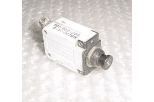 MS25244-5, 507-205-101, Wood Electric 5A Circuit Breaker