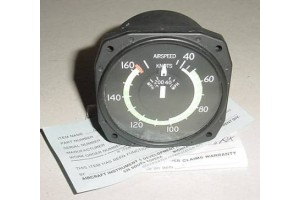 EA-5171 Cessna Airspeed Indicator w Serv Tag, C661064-0108