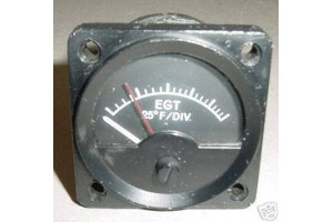 Piper Cherokee 140,  Cherokee 180 Alcor EGT Indicator