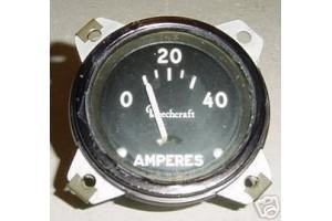 Beechcraft 40A Ammeter Indicator, Amps Gauge