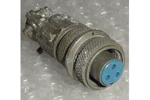 MS3106A10SL-3S, Amphenol Aircraft Cannon Plug Connector