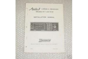 Apollo II Morrow Loran 611 and 612 Installation Manual 560-0023