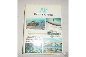 AIR FACTS AND FEATS, Aviation, Aircraft Book