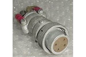 WK4-21C1-2, Aircraft Avionics Harness Cannon Connector Plug