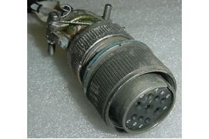 MS3456W20-18S, MS3106A20-18SC, Avionics Connector Plug