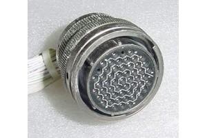 MB16R-2255S, MS3476L22-55S, Avionics Connector Plug