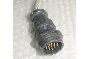 Aircraft Avionics Harness Connector Plug, 206036-3