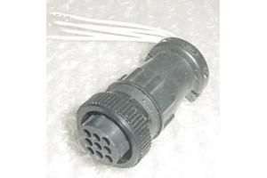 Aircraft Avionics Harness Connector Plug, 206708-1