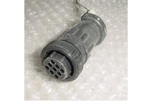 Aircraft Avionics Harness Plug Connector, 206708-1