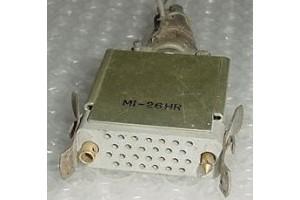 MI-26F, Aircraft Avionics Harness Connector Plug