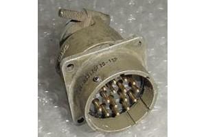 MS3120E20-16P, Aircraft Cannon Plug Connector
