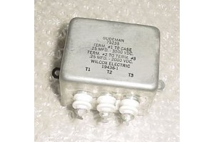 19436-1, New Wilcox Avionics Radio Noise Filter, RFI