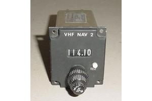 6233-1-2, Avtech Corp Avionics Navigation Control Panel