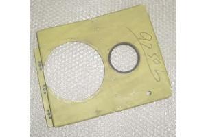 000-110155-3, 000110155-3, Beech Baron Fuel Plate