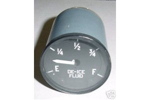 S458-3-191T, 9201137, Beechcraft De-Ice Fluid Quantity Indicator