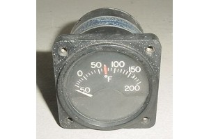 Beechcraft Induction Air Temperature Indicator, 22-995-06