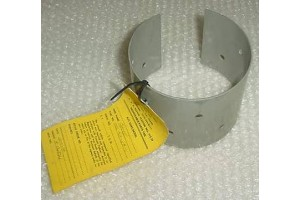 Bell 206 Spacer Sleeve with Serviceable Tag, 206-010-118-001