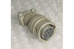 PT06A-10-98S(SR), Bendix Aircraft Avionics Connector Plug
